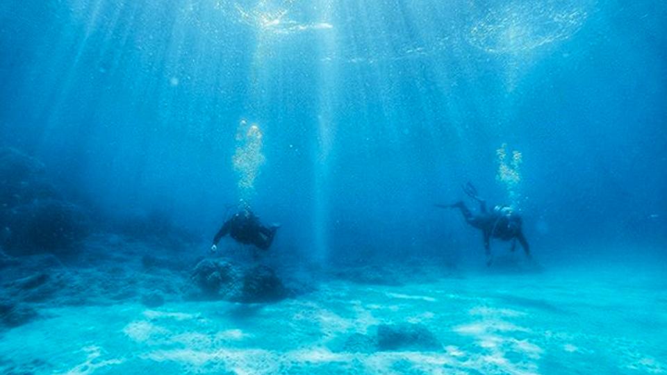 Scuba diving in Formia, Gaeta and Sperlonga