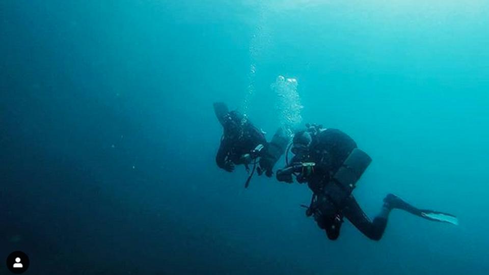TEC diving in Formia, Gaeta and Sperlonga
